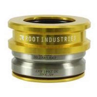 ROOT INDUSTRIES INTEGRATED SCOOTER HEADSET - TALL STACK - GOLD