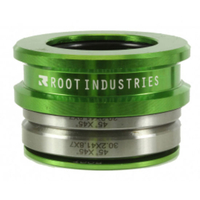 ROOT INDUSTRIES INTEGRATED SCOOTER HEADSET - TALL STACK - GREEN