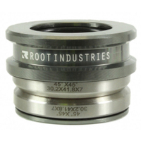 ROOT INDUSTRIES INTEGRATED SCOOTER HEADSET - TALL STACK - GREY