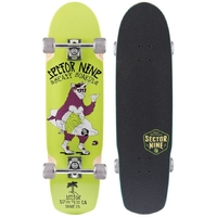 SECTOR 9 COMPLETE SKATEBOARD - SAVAGE - GREEN