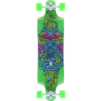 "SANTA CRUZ LONGBOARD SKATEBOARD - SEA GOD CRUZ CONTROL 9.9"" X 37"""