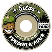 SPITFIRE SKATEBOARD WHEELS - FORMULA FOUR CLASSIC SILAS - 53MM - 101D