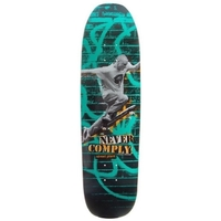 STREET PLANT SKATEBOARD DECK - NEVER COMPLY - 8.5