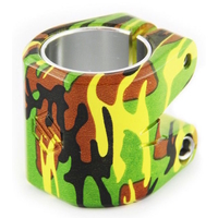 STRIKER SCOOTER DOUBLE CLAMP - ESSENCE - CAMO - OVERSIZED AND STANDARD