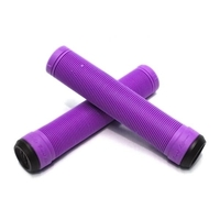 URBAN ARTT PRIMO SCOOTER GRIPS - PURPLE