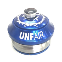 UNFAIR SCOOTER HEADSPIN HEADSET - BLUE