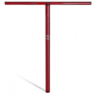 URBAN ARTT PRIMO EVO BARS - 620MM HIGH - STANDARD - RED