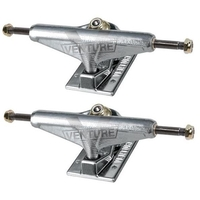 "VENTURE SKATEBOARD TRUCKS 5"" HIGH HOLLOW LIGHT SET OF 2 TRUCKS"