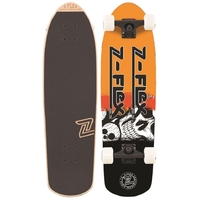 Z-FLEX COMPLETE SKATEBOARD - MARIACHI ORANGE