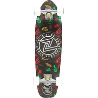 "Z-FLEX COMPLETE SKATEBOARD - Z CIRCLE CRUISER 27"" - PINEAPPLE ISLAND TIME"