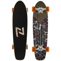 Z-FLEX JAY ADAMS ZIPPER HEAD COMPLETE SKATEBOARD - CAMO