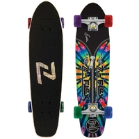 Z-FLEX JAY ADAMS ZIPPER HEAD COMPLETE SKATEBOARD - TIE DYE