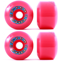 Z-FLEX Z-PRO 60MM SKATEBOARD WHEELS 90A - PINK