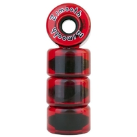 Z-FLEX Z-SMOOTH SKATEBOARD WHEELS RED