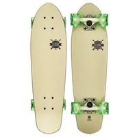 GLOBE CRUISER SKATEBOARD COMPLETE - BLAZER GLOW IN THE DARK