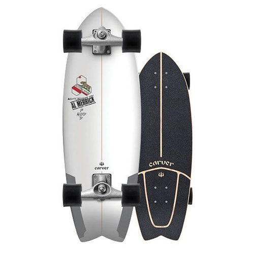 CARVER SKATEBOARD COMPLETE - CHANNEL ISLANDS POD MOD - CX ...