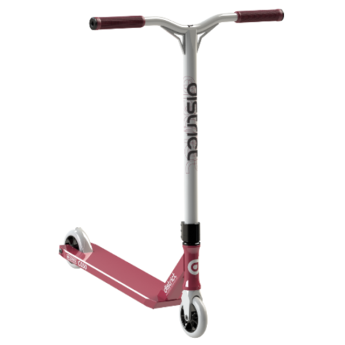 DISTRICT C-SERIES COMPLETE SCOOTER - C050 - RED / WHITE