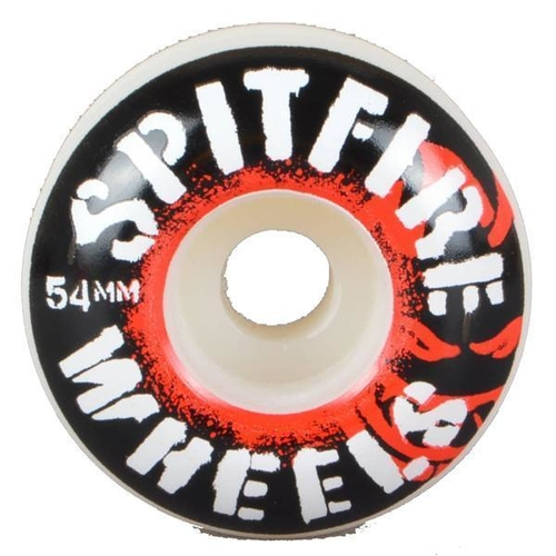 SPITFIRE SKATEBOARD WHEELS - INFLAMMABLE - 54MM - 99D
