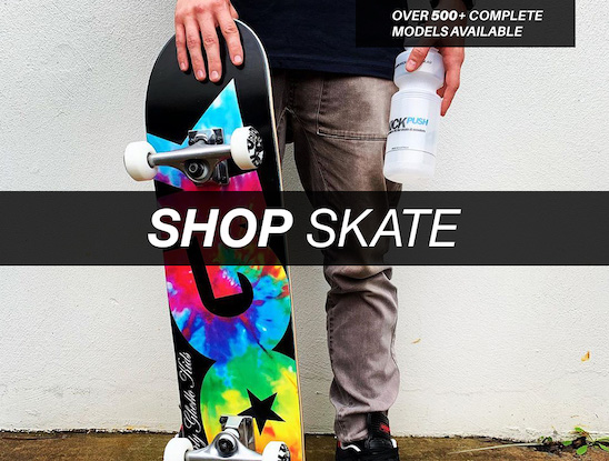 Kick Push - Australia's Number 1 Online Skate and Scooter Store
