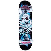 Birdhouse Level 1 Hawk Spiral Black Complete Skateboard 7.75