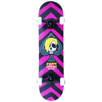 Birdhouse Level 3 Mcsqueeb Complete Skateboard 7.5