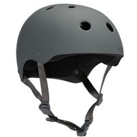 Protec Classic Bike Certified Helmet Rubber Grey Extra Small Pro-Tec