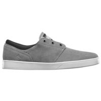 Emerica Mens Skate Shoes - Figueroa - Grey White