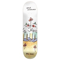 Almost Skateboard Deck LB Guys Impact Light Geronzi 8.0