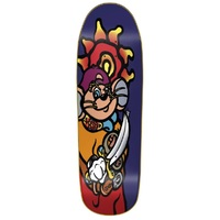 New Deal Skateboard Deck Douglas Pirate Mouse 9.25