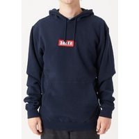 Baker Patch Hoodie Extra Large Navy