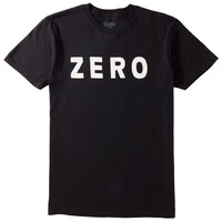 Zero Army T-Shirt Small Black