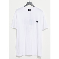 Stussy Copyright Crown T-Shirt Extra Large White