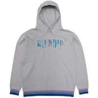 RipNDip Color Block Hoodie Mens Large Grey