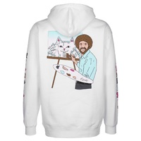 RipNDip Beautiful Mountain Hoodie Mens Medium White