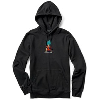 Dragon Ball X Primitive Super Goku Hoodie Black Extra Large