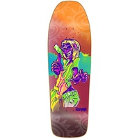 New Deal Skateboard Deck Sargent Killers HT Neon 9.825