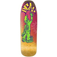 New Deal Skateboard Deck Tagger HT Neon 9.5