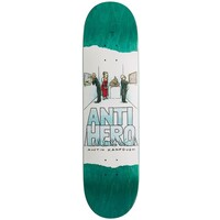 Anti Hero Skateboard Deck Expressions Kanfoush 8.4 Stain May Vary