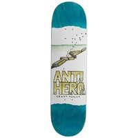 Anti Hero Skateboard Deck Expressions Grant 8.12 Stain May Vary