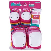 187 Six Pack Pad Set Moxi Pink Extra Large To Thick