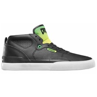 Emerica Mens Skate Shoes Pillar x Creature Black
