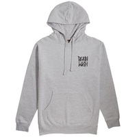 Deathwish The Truth Hoodie Extra Large Heather Grey
