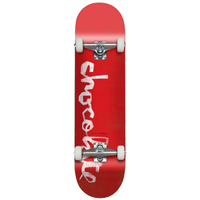 Chocolate Complete Skateboard OG Chunk WR40 Kenny Anderson 8.0