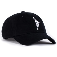 RipNDip Hat Cap Peeking Nerm 2.0 Adjustable Black