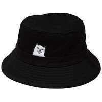 RipNDip Bucket Hat Lord Nermal Adjustable Black