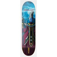 Dragon Ball X Primitive Skateboard Deck Super JB Gillet Whis 8.38