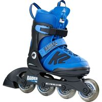 K2 Raider Pro Blue Inline Skates Youth US 11 - 2