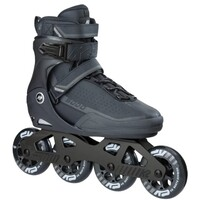 K2 Sodo Black Grey Inline Skates Mens US 10