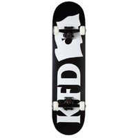 KFD Skateboard Complete Flagship Young Guns Black 7.5