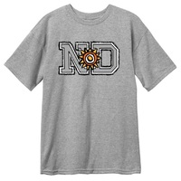 New Deal T-Shirt Medium N*d Athlectic Heather